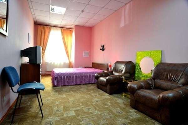 Гостиницы в столице Украины