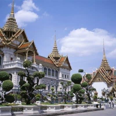 Мошенничество в Бангкоке