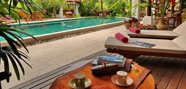 Напитки в Таиланде