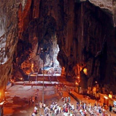 Пещеры Бату – самая загадочная достопримечательность Малайзии