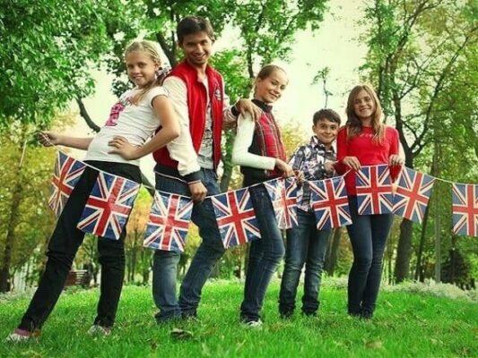 Отличное обучение в Англии
