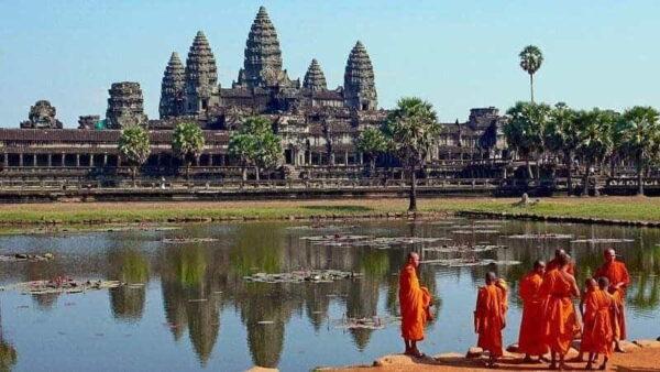 Онлайн семинар по Камбодже