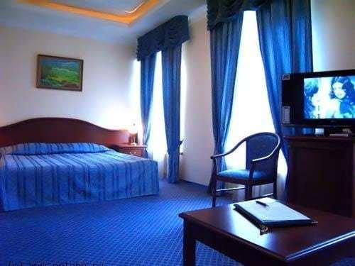 Особенности выбора отеля в Питере