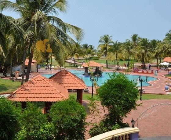 Путешествие в Индию отдых у моря на Гоа