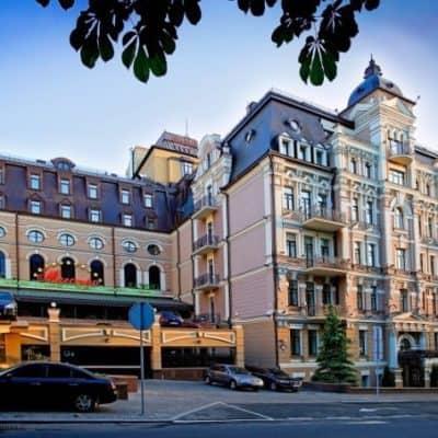 Отели в Киеве