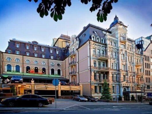 Выбор отеля в Киеве