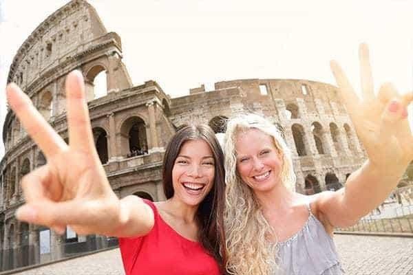 Все прелести отдыха в Италии