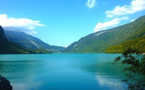 озеро Мольвено: Италия