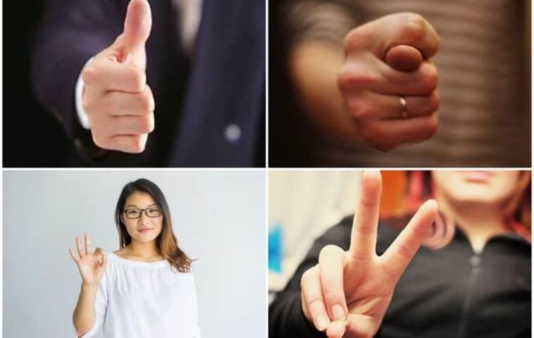 Какие жесты нельзя показывать за границей?