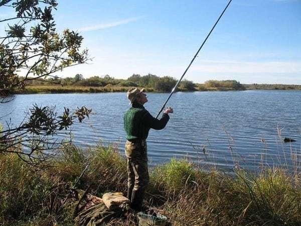 Залог успешной рыбалки
