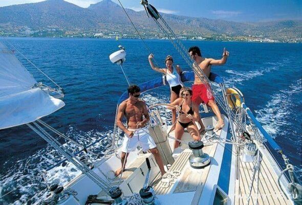 Путешествие на яхте самостоятельно