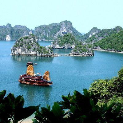 Путешествие во Вьетнам в 2017 году