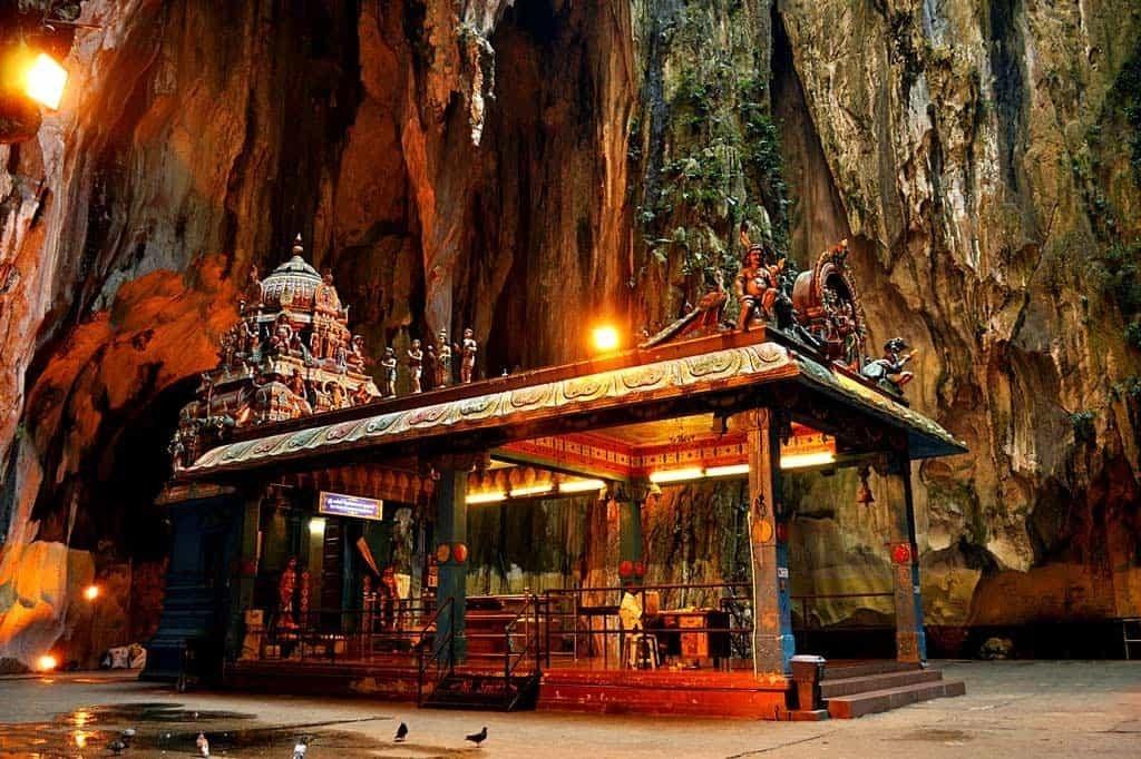 Пещеры Бату Малайзия - экскурсия