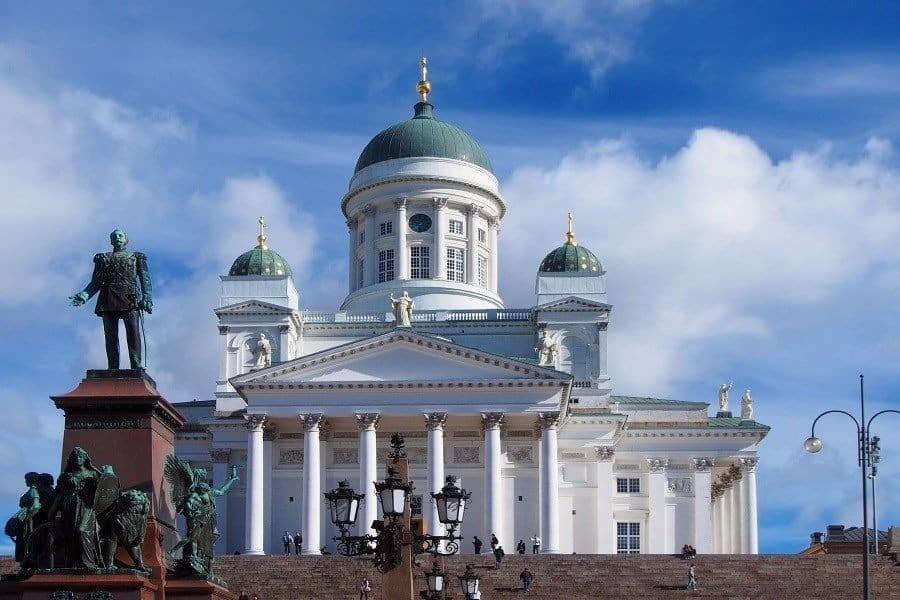 Куда поехать в Финляндии? Хельсинки