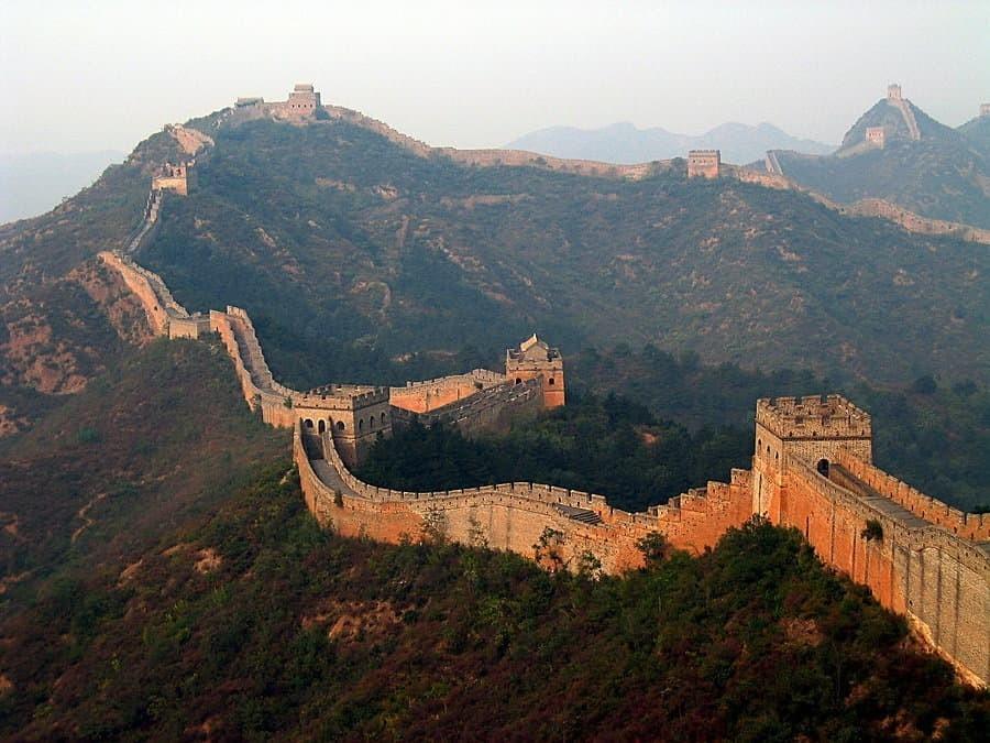 Главные достопримечательности Пекина - Великая Китайская стена