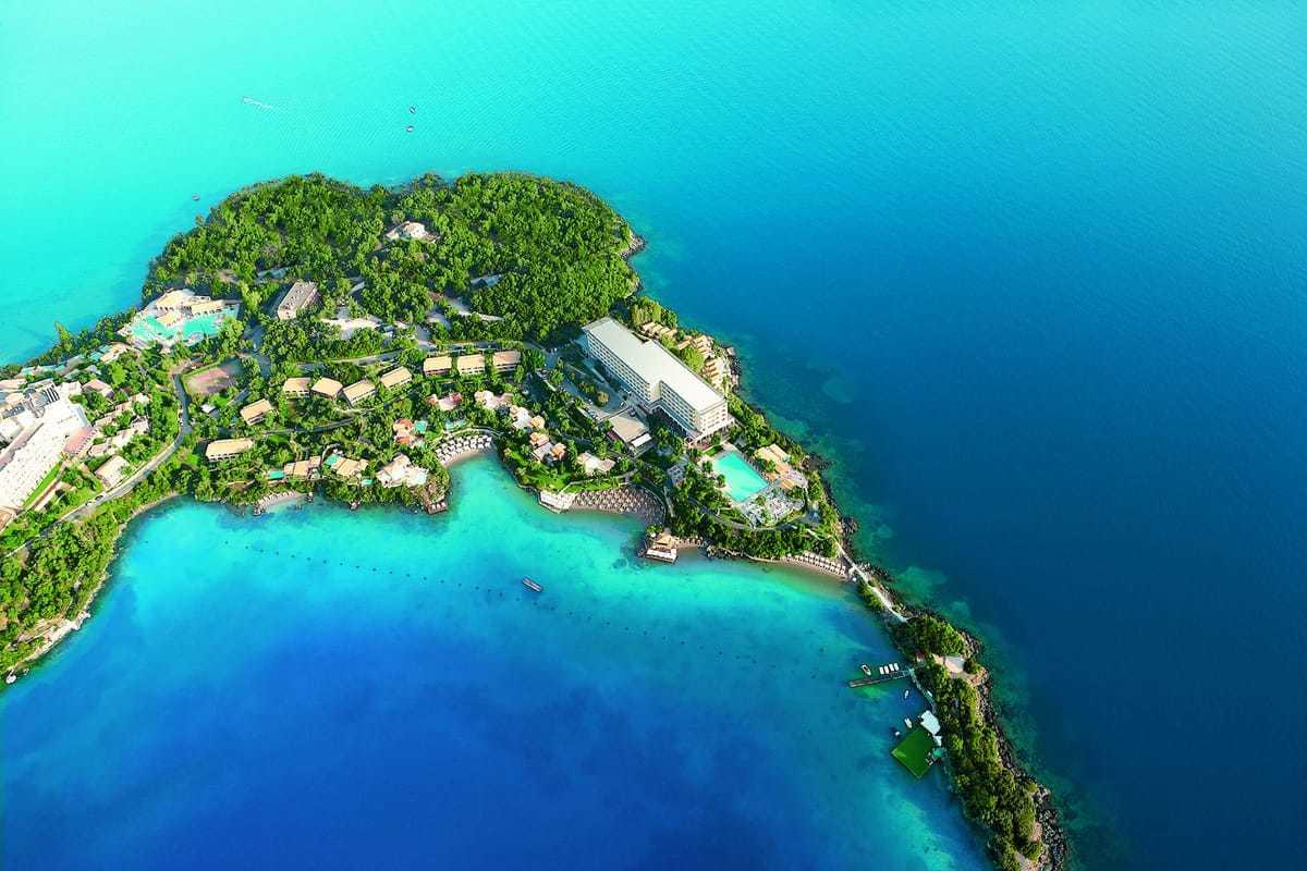 Ионические острова в Греции