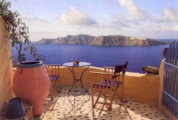 Санторини это греческий рай для туристов