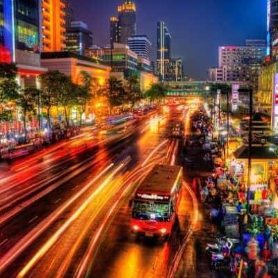 Особенности шопинга в столице Таиланда