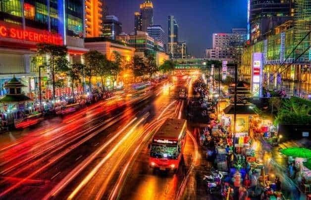 Особенности шопинга в Таиланде