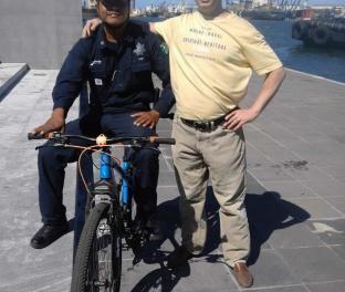 Мексиканская полиция и я