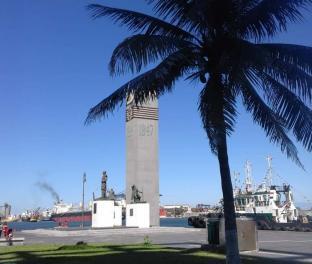 Памятник освободителям Мексики