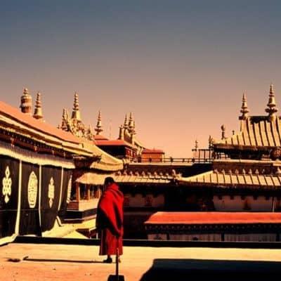 Таинственный и манящий Тибет