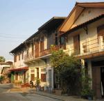 Тхакхэк — туристический центр Лаоса