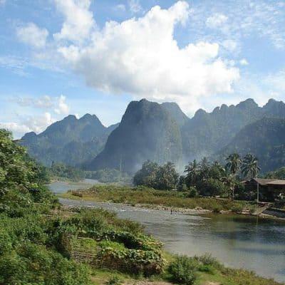 Туризм в Юго-Восточной Азии: Лаос
