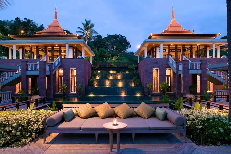 Отели Таиланда на 1 линии в 2019 году