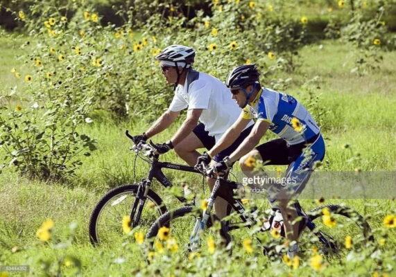 Велосипедные прогулки как они хороши