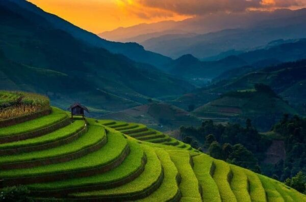 Самые красивые города и курорты Вьетнама