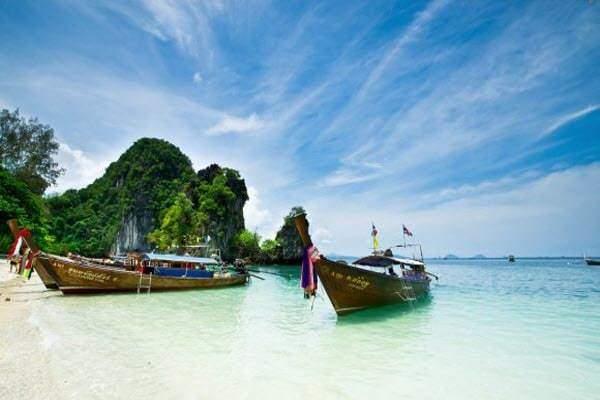 Все об отдыхе летом в Таиланде