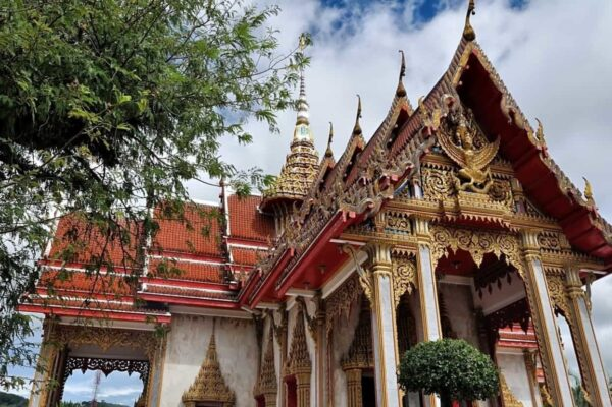 Экскурсии на Пхукете - храмы Таиланда