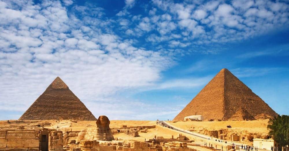 Факты об Египте