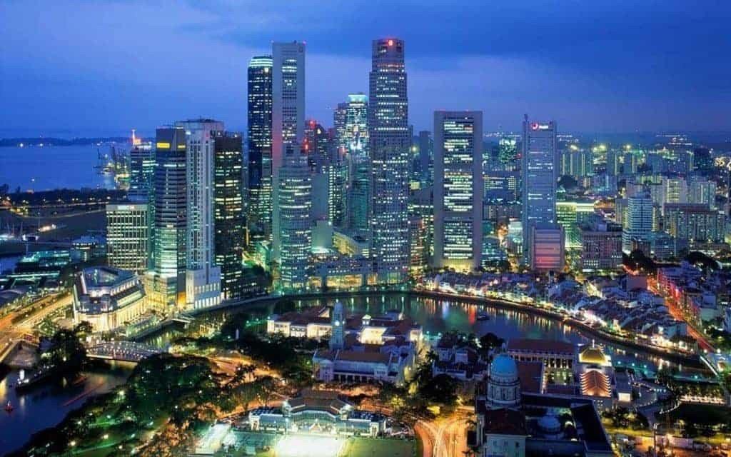 Запоминающееся путешествие в Сингапур
