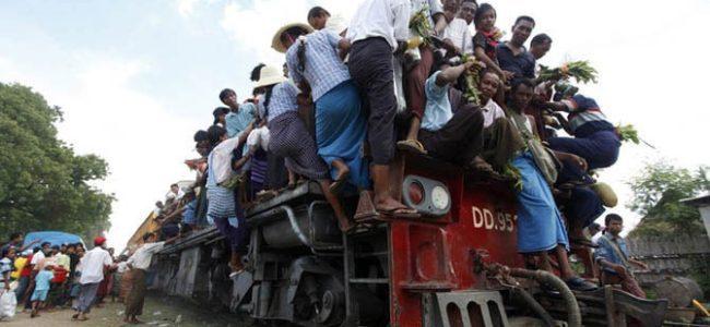 Путешествуем по Мьянме