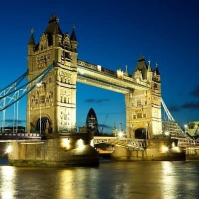 Всемирно известные достопримечательности Лондона